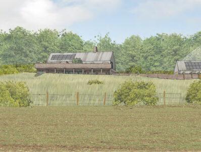 Streat Hill Farmhouse, Hassocks
