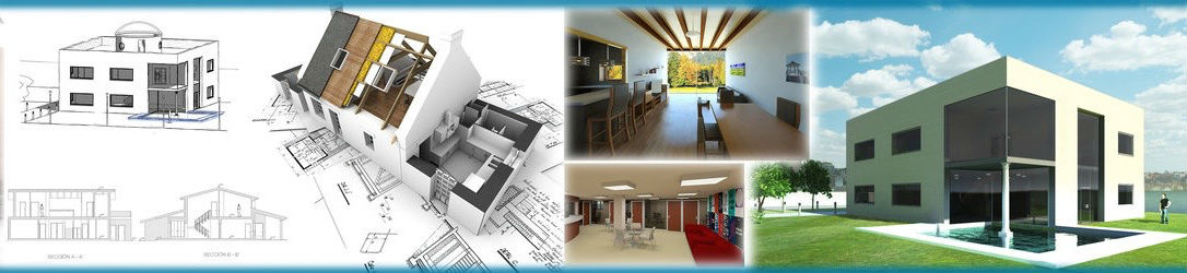 Architectural Drawings and 3D visualisations