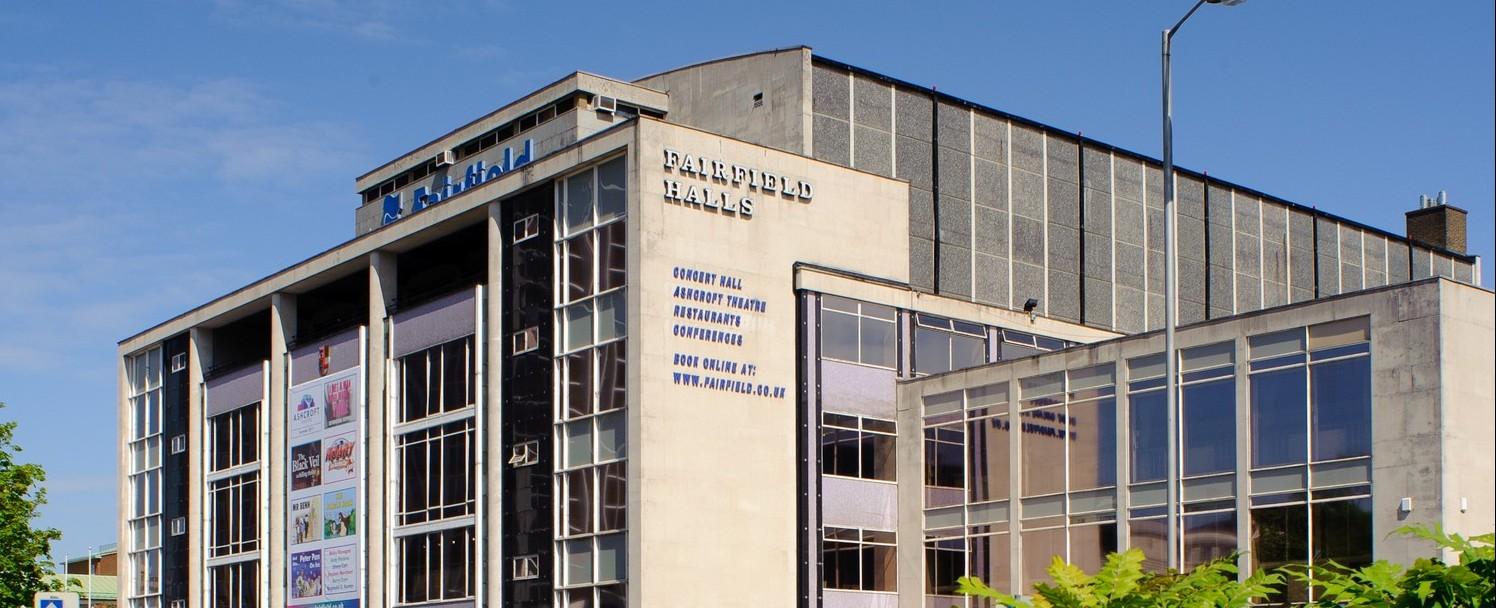 Fairfield Halls Croydon. Repair, Maintenance Survey and Phase Refurbishment Plan